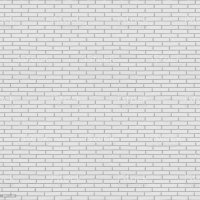 White Painted Brick Wall Seamless Texture Stock Vector Art ...