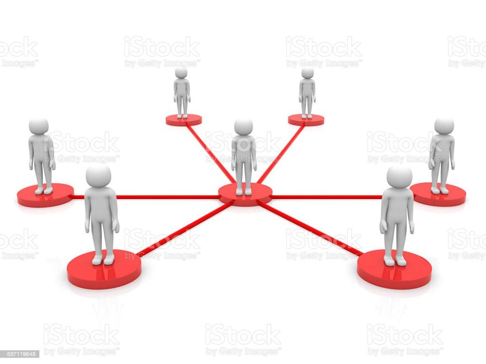 medium resolution of 3d person social network community people team royalty free stock photo