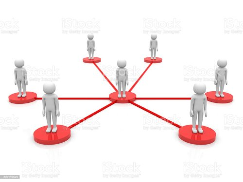 small resolution of 3d person social network community people team royalty free stock photo