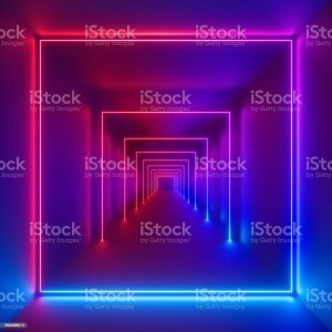 neon lights laser led lighting background abstract 3d virtual night elephants pink reality landscape backgrounds club similar commaful