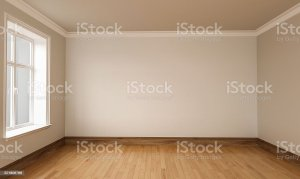 empty painting 3d interior bed penthouse brown money save rendering similar royalty
