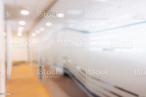 office blurred blurry interior space abstract working istock