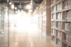 blurred library background blurry interior backdrop abstract space law business backgrounds bookshelves priority making defocused concepts effect education mill creek