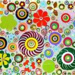 Abstract Kleurrijke Kunst Acryl Kunst Schilderij Op Canvas 3dart Drie Dimensionale Relief En Snijwerk Unieke Kunst Techniek Zeer Gestructureerde Kunstwerk Bloemen Stockfoto En Meer Beelden Van Abstract Istock