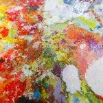 Acryl Olfarbe Farbtextur Flecken Von Olfarbe Moderne Kunst Abstrakte Kunst Malerei Hintergrund Stockfoto Und Mehr Bilder Von Acrylmalerei Istock