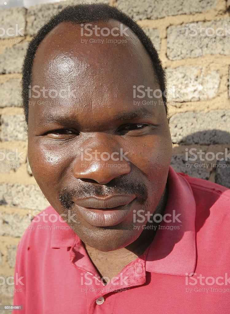 royalty free black men receding