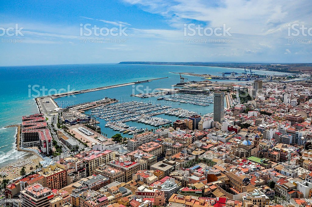 alicante harbour costa blanca