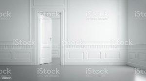 empty door wall background similar open