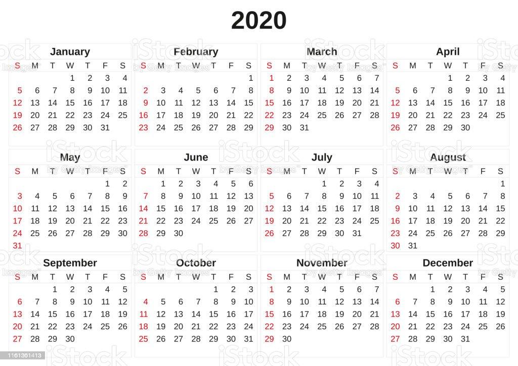 2020 年曆背景為白色 照片檔及更多 一月 照片 - iStock