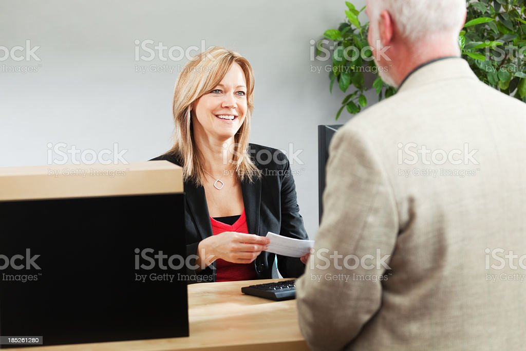 Best Bank Teller Stock Photos Pictures  RoyaltyFree