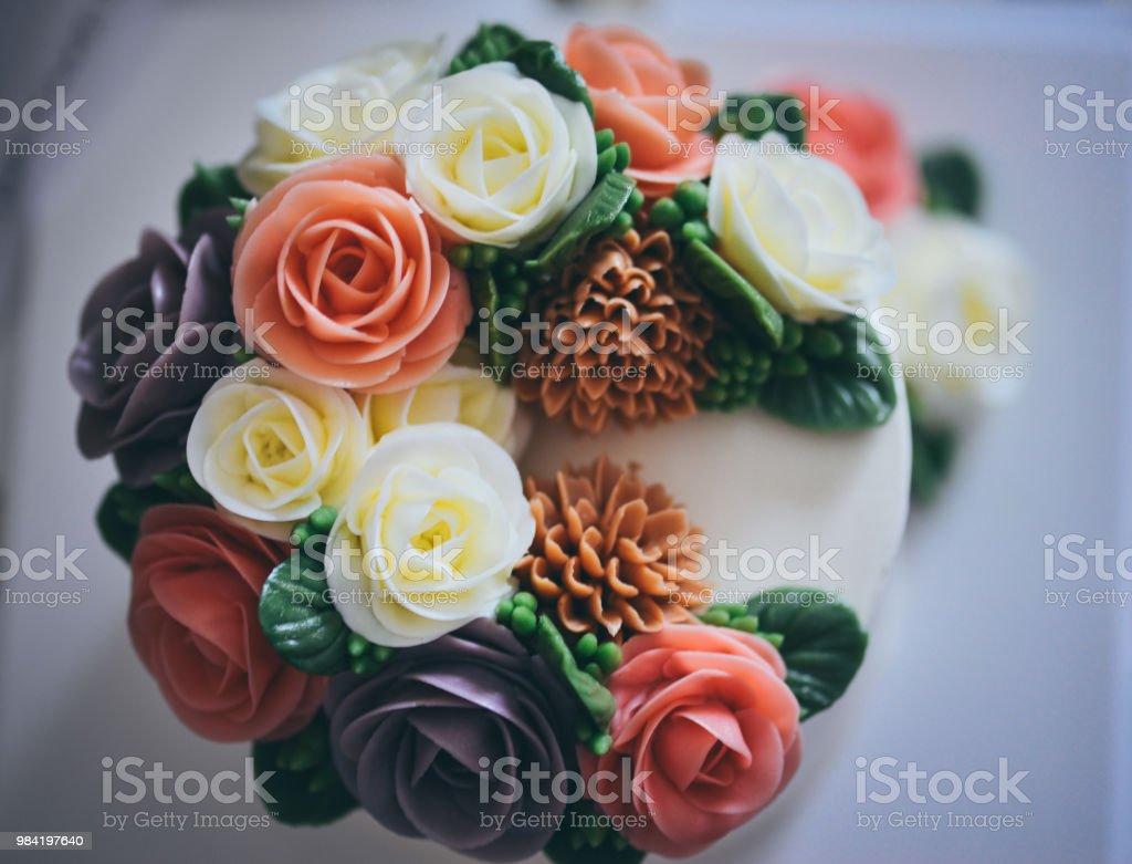 Une Belle Fleur Danniversaire