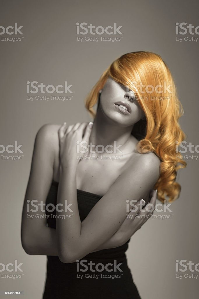 Blond Hair Color Stock Photo  More Pictures of Adult  iStock