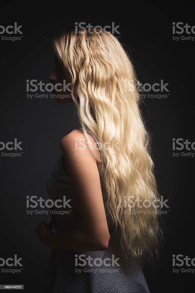 Blond Hair Stock Photo  More Pictures of 2015  iStock