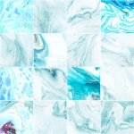 Blue Marble Wall Tile Texture Background Square Marble Tile With Natural Pattern Stock Photo Download Image Now Istock