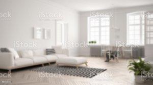 living interior minimalist background sofa scandinavian bright blurry table blur dining royalty housekeeping featuring ceiling sofas herringbone hardwood formal minimal