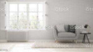 background living interior simple minimalist blur window blurred classic scandinavian similar