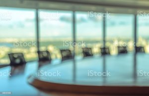 conference background blurred office table closing board reflection businesses meeting tales april management team research istockphoto similar