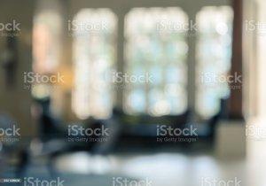 blurred living indoor