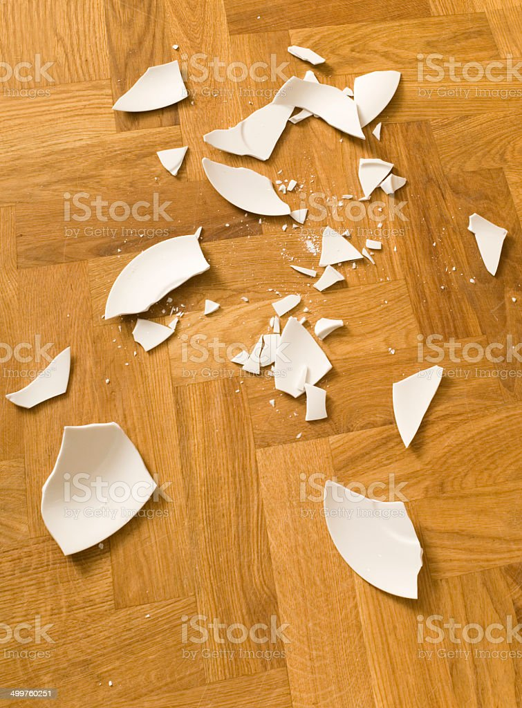 Top 60 Broken Dishes Stock Photos Pictures and Images ...