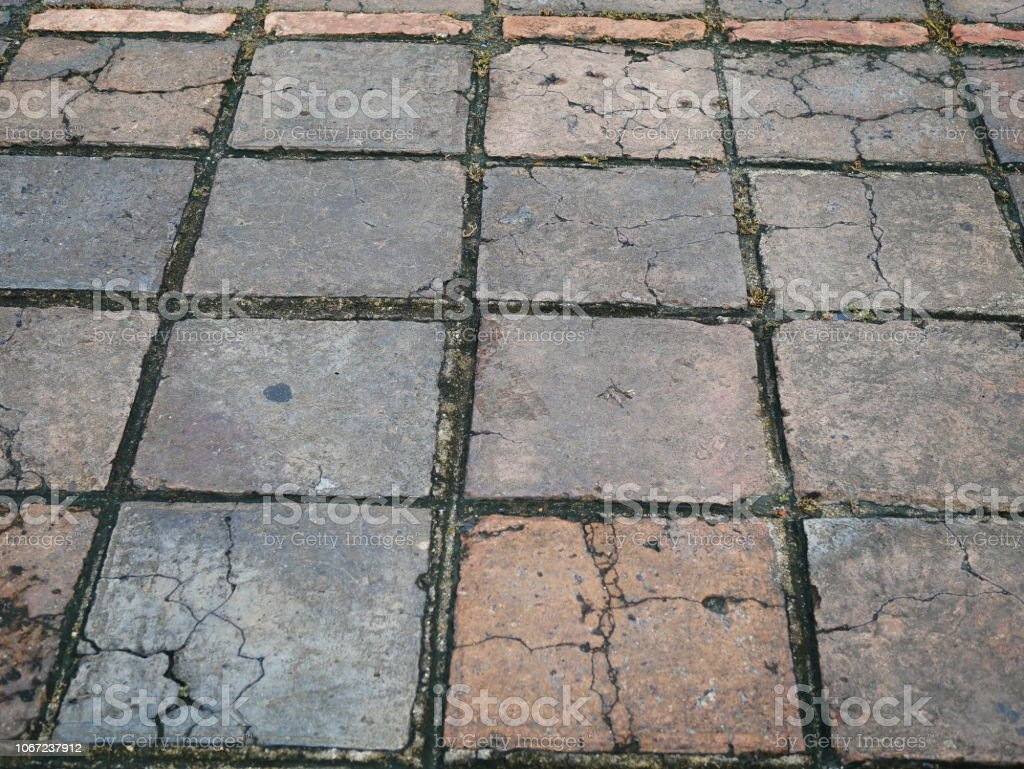 brown square tile on the ground stock photo download image now istock