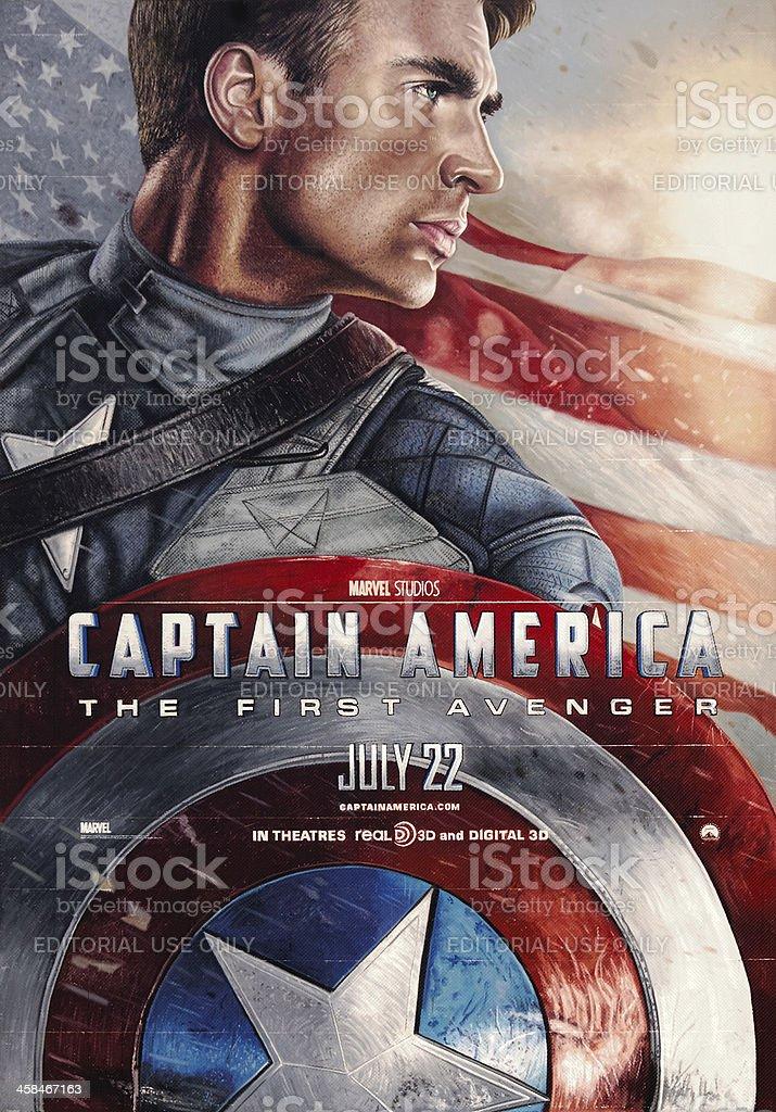 https www istockphoto com de foto the first avenger film poster gm458467163 17258315