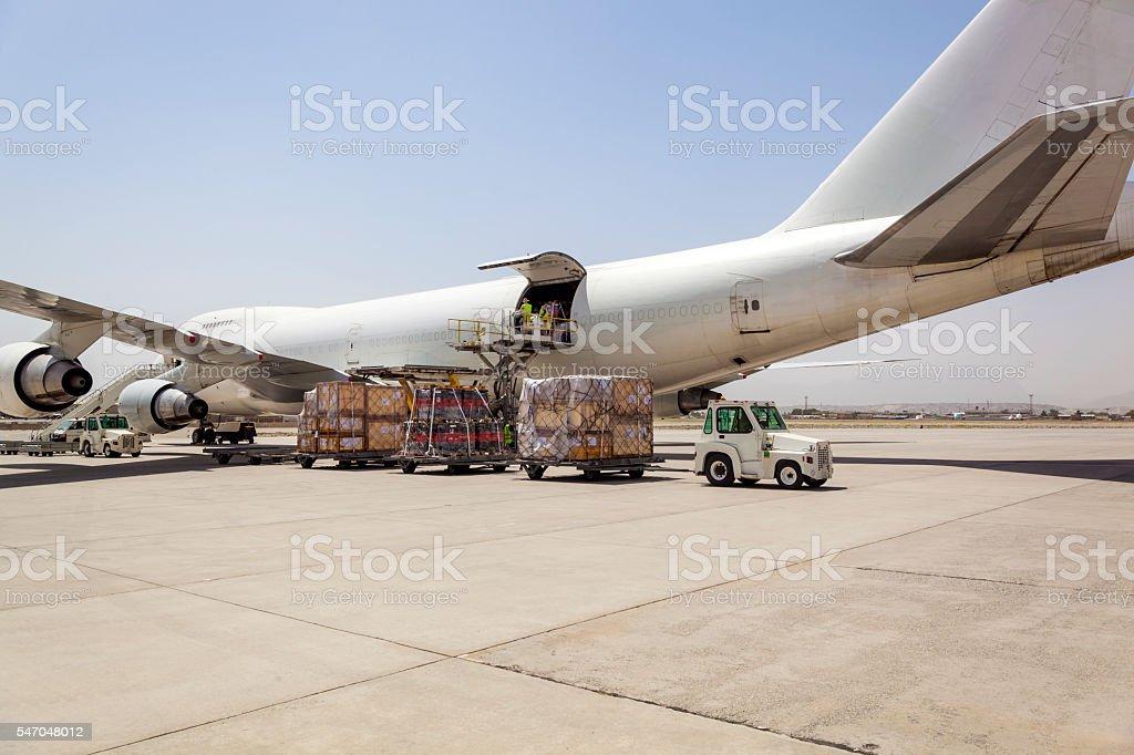 best cargo airplane stock