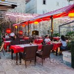 Chinese Restaurant Shanghai Old Town Budva Montenegro Stock Photo Download Image Now Istock