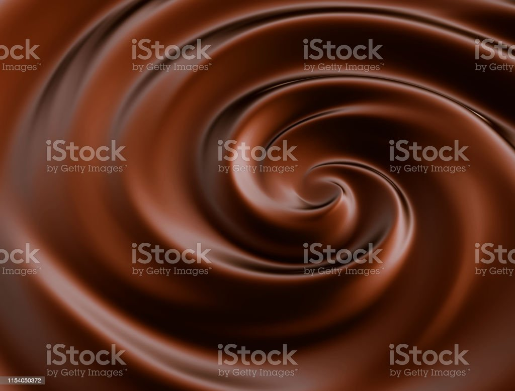 Malvorlage Schokolade