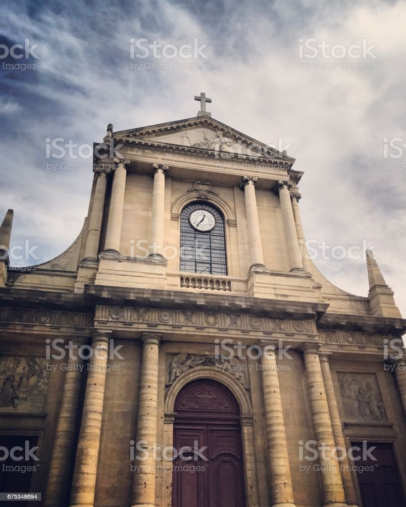 Eglise Saint Thomas D Aquin : eglise, saint, thomas, aquin, Church, Saintthomasdaquin, Eglise, Catholique, Diocese, Paris, Saint, Thomas, Daquin, Stock, Photo, Download, Image, IStock
