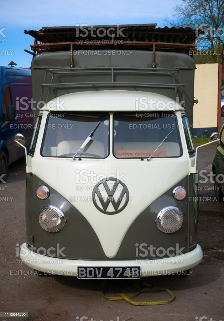 Vw Surf Bus : Volkswagen, Stock, Photos,, Pictures, Royalty-Free, Images, IStock