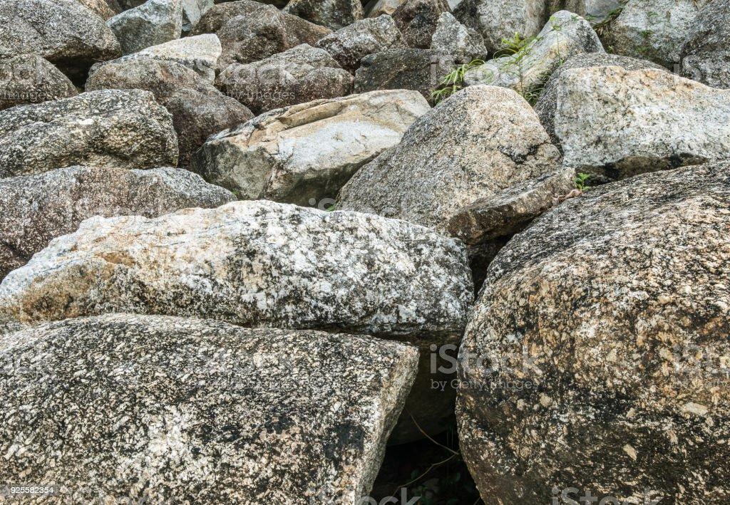 https www istockphoto com fr photo gros plan groupe de gros rocher pour d c3 a9corer dans le fond du jardin de texture gm925582354 253991021
