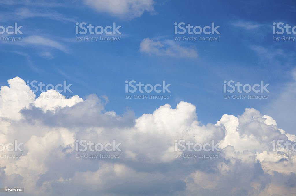 clouds and nice clean