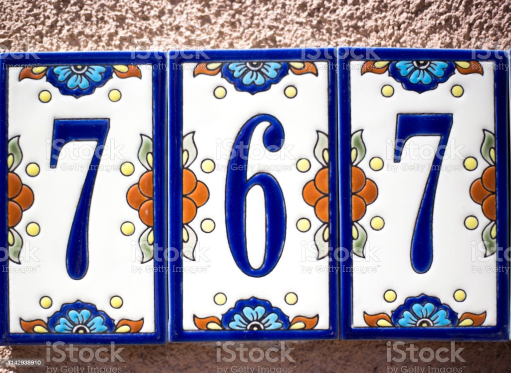 255 ceramic tile house numbers stock photos pictures royalty free images