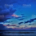 Colorful Pink And Purple Sunset At Waikiki Beach On Oahu Hawaii Stock Photo Download Image Now Istock