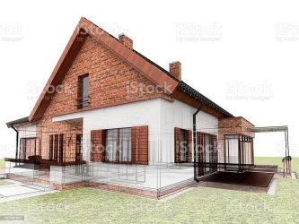 Contemporary House Design Stock Photo Download Image Now iStock