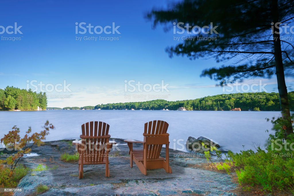 Best Adirondack Chair Stock Photos Pictures  Royalty