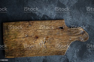 Cutting Kitchen Board Menu Concept Food Background Top View Copy Space Stock Photo Download Image Now iStock