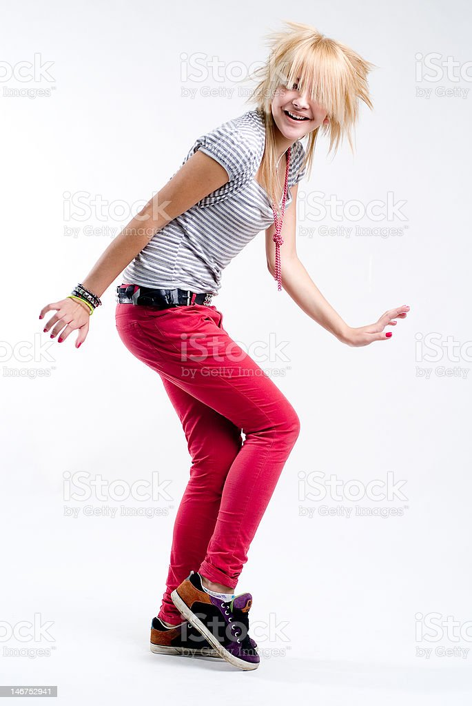 Emo People Dancing : people, dancing, Dancing, Teenage, Stock, Photo, Download, Image, IStock