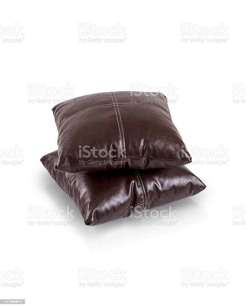 https www istockphoto com photo dark brown leather cushions gm477850672 66960117