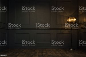 empty dark night royalty elegant wall wood background interior retro paintings glass istockphoto istock copy space thai frame wooden related
