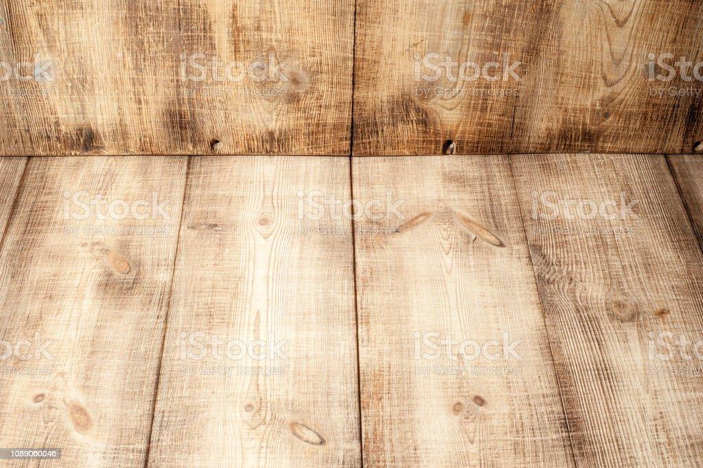 https www istockphoto com fr photo arri c3 a8re plan fonc c3 a9 planche bois plancher et mur gm1089060046 292144154