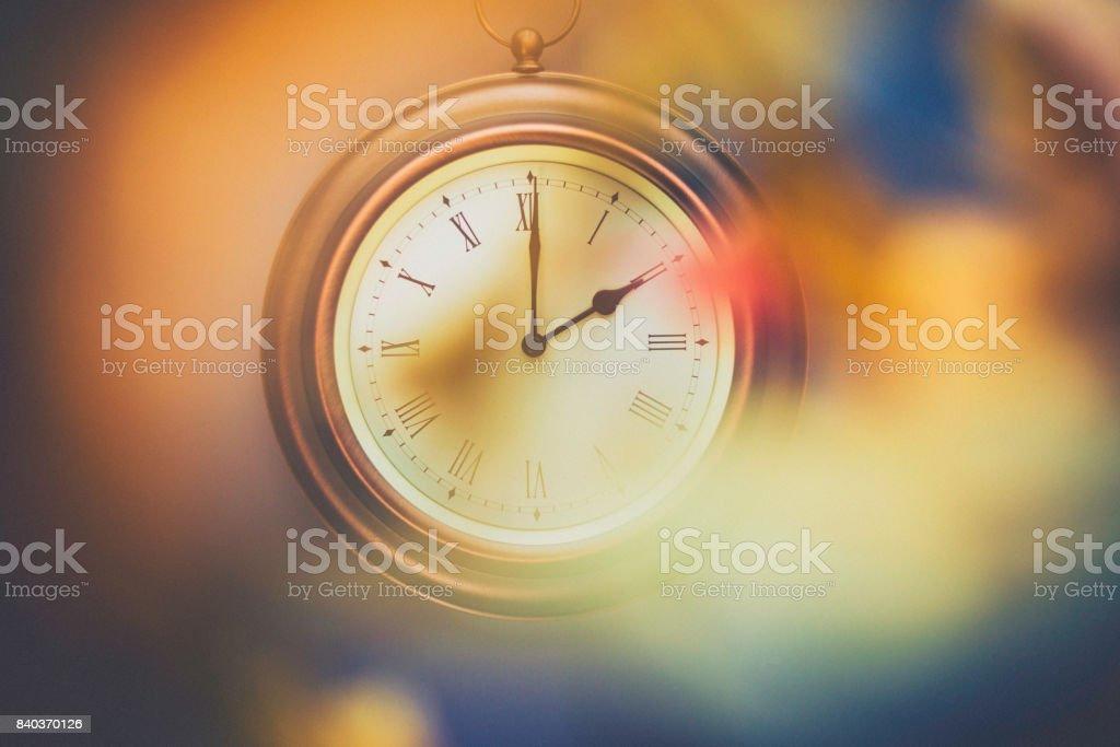 daylight savings time clocks