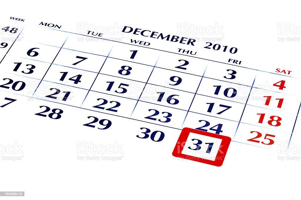 2010 年 12 月 31 日に終了します - カレンダーのストックフォトや畫像を多數ご用意 - iStock