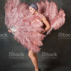 Burlesque Pink Sofa Replacement Garden Cushions Royalty Free Pictures Images And Stock Photos Istock Demure Dancer Photo