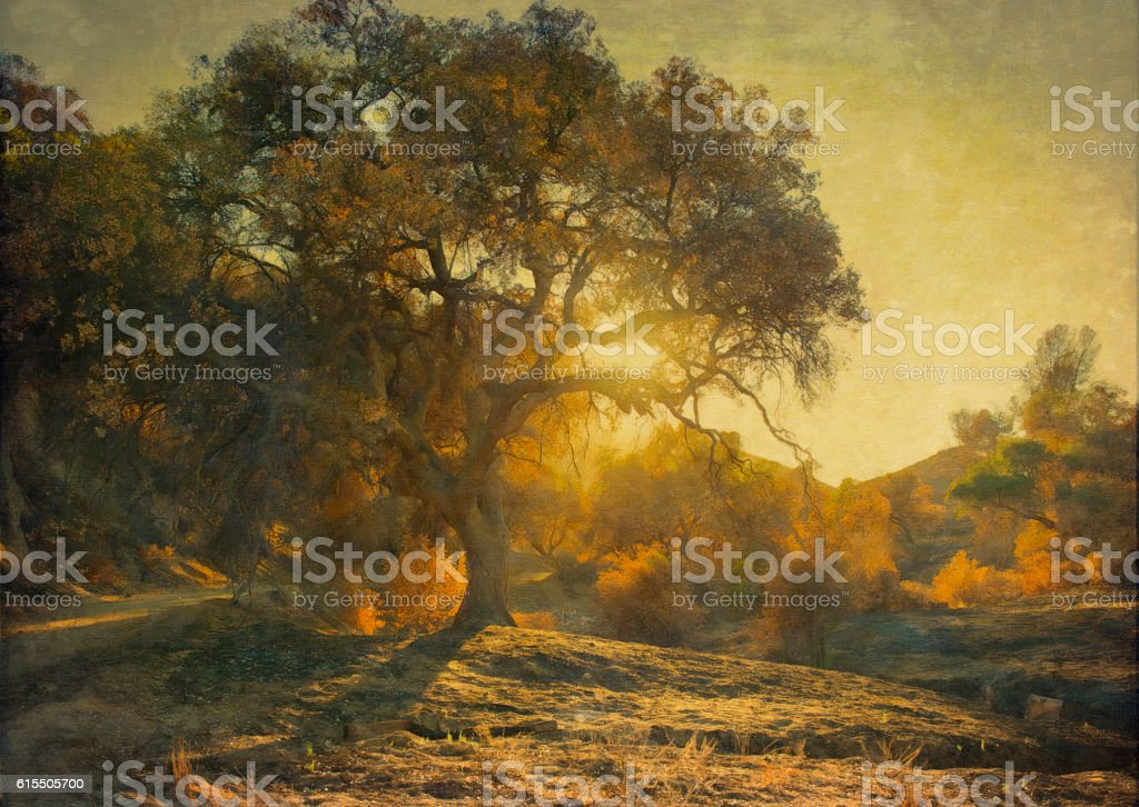 best oil painting stock