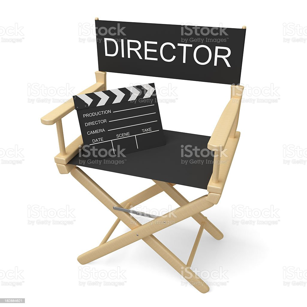 Royalty Free Director Chair Pictures Images and Stock