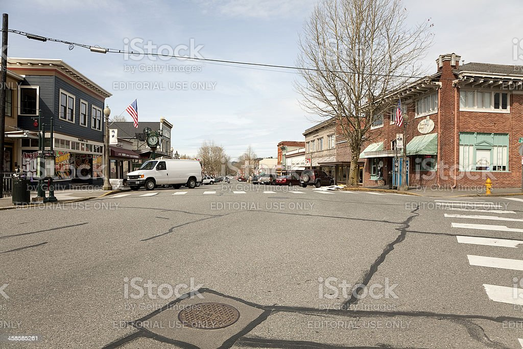 Snohomish Historic District