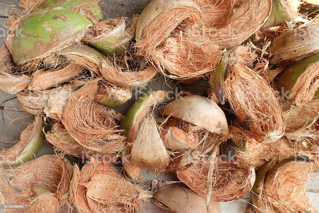 Royalty Free Coconut Husk Pictures Images and Stock ...