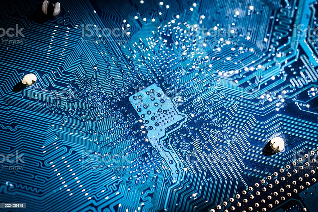Circuit Board Royalty Free Stock Photos Image 3243478