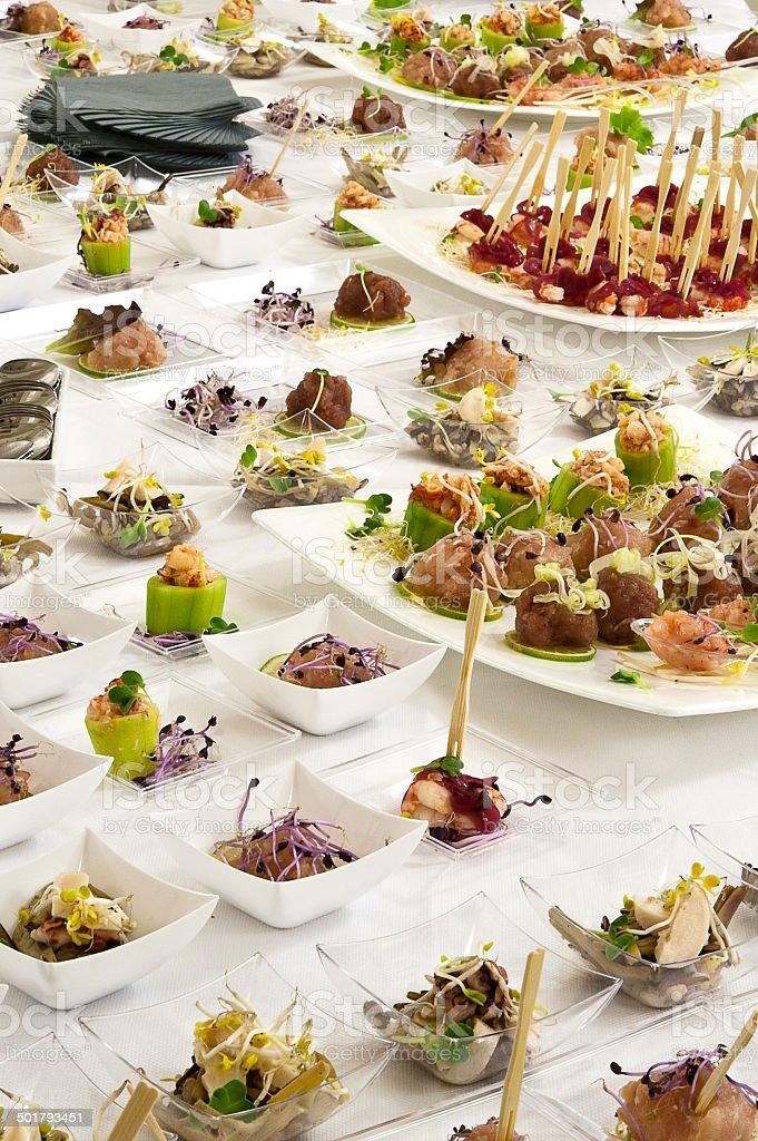 elegant appetizers finger foods